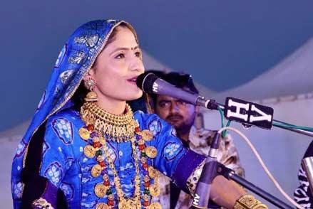 Geeta Rabari's new song with Jigar Saraiya